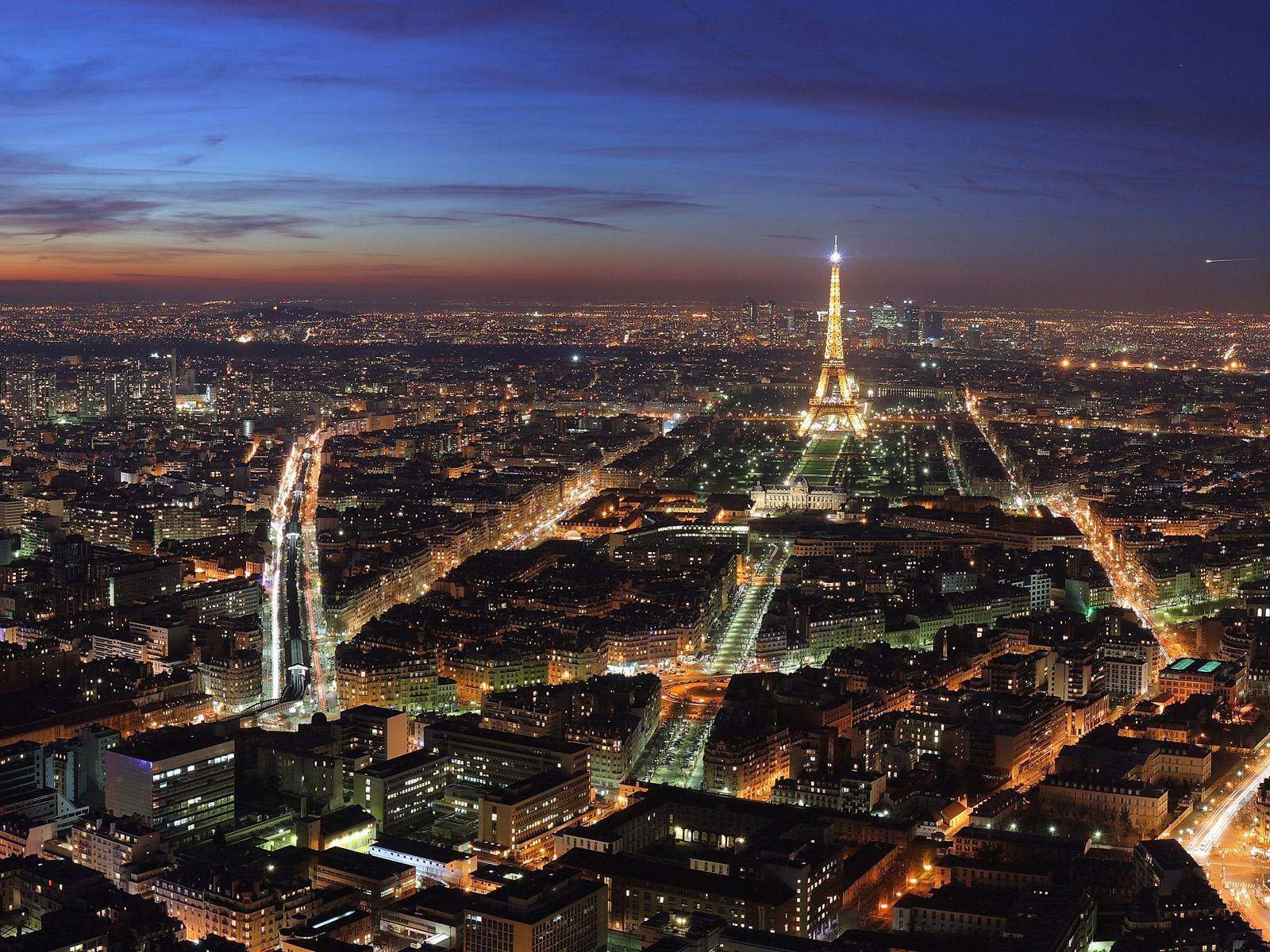 Обзорные полёты над Францией