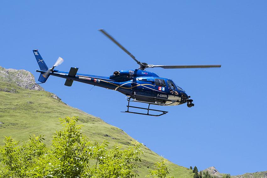 Бронирование вертолёта с пилотом