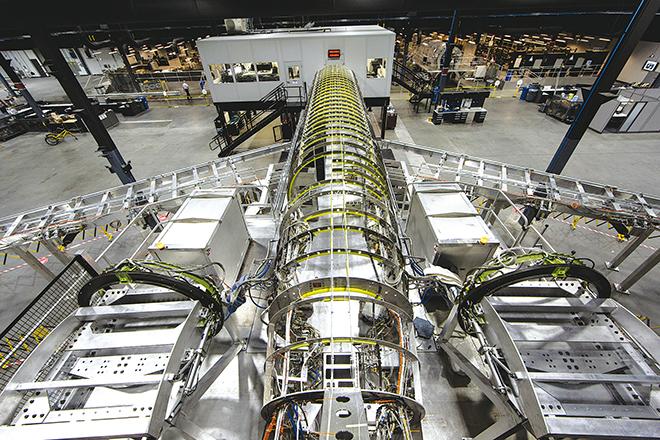 «Gulfstream G500» - это технологический прорыв в коммерческой авиации