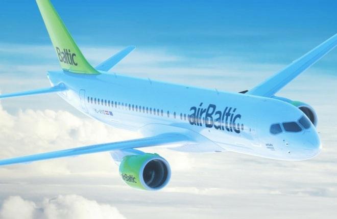AirBaltic отдала предпочтение провайдеру ТОиР «Magnetic MRO»