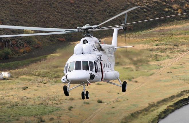 «Вертолеты России» отчитались по поставке 2-х вертолетов «Ми-171» в КНР
