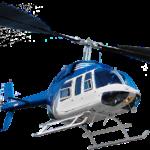 Вертолетное такси в Сен-Тропе