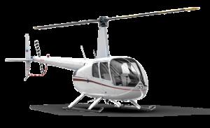 Вертолет в Куршевель